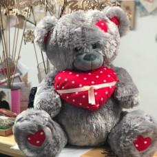 Bear with heart 40 sm