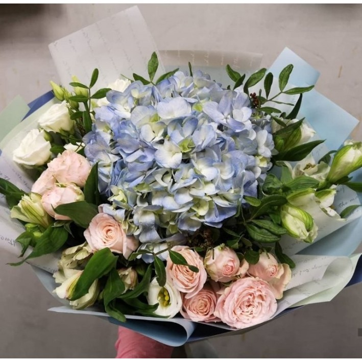 """Bouquet """"Blakit"""""""