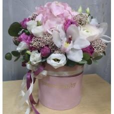 """Box """"Pink Velvet 1"""""""