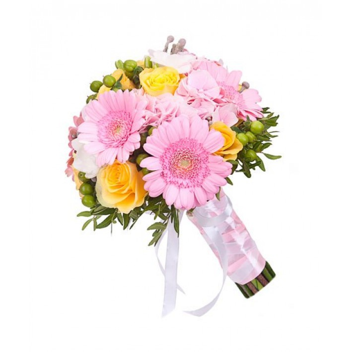 "Wedding bouquet ""Summer"""