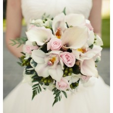 "Wedding bouquet ""Pearls"""