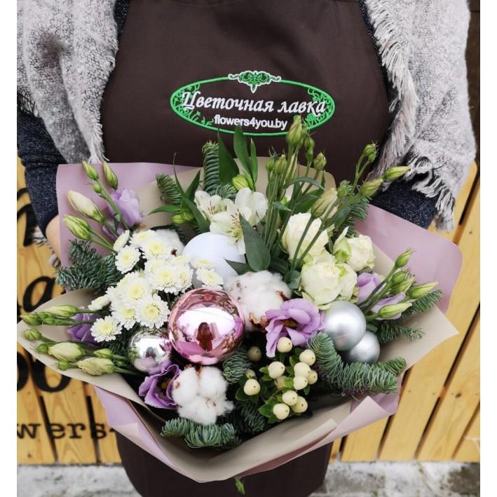 """Bouquet """"Lisianthus"""""""