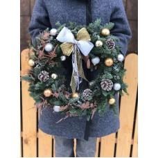 "Wreath ""Christmas2"""