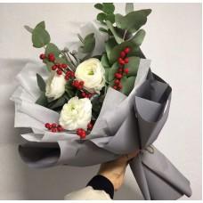 """Bouquet """"Ilex"""""""