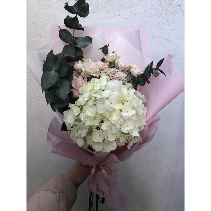 "Bouquet ""Hydrangea"""
