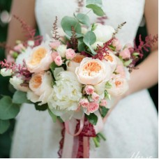 "Wedding bouquet ""Dream"""