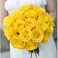 "Wedding bouquet ""Sun"""