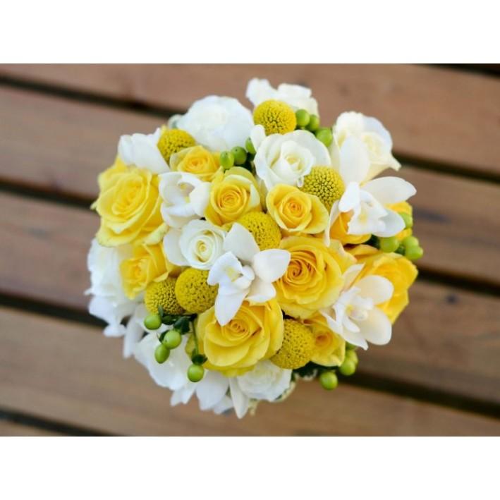 "Wedding bouquet ""Smile"""