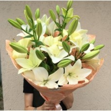 5 lilies in craft