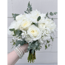 "Wedding bouquet ""White"""