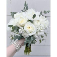 """Wedding bouquet """"White"""""""