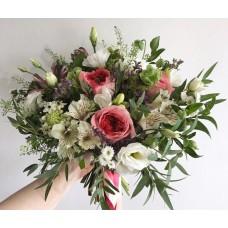"""Wedding bouquet """"Alstroemeria"""""""