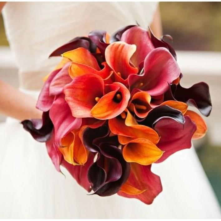 """Wedding bouquet """"Sunflower"""""""