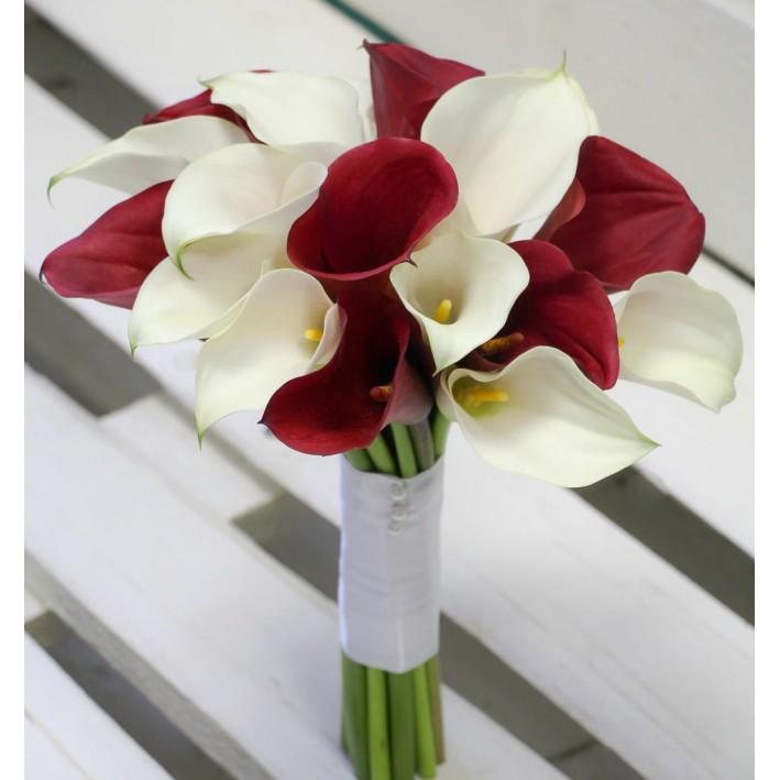 """Wedding bouquet """"Wave"""""""