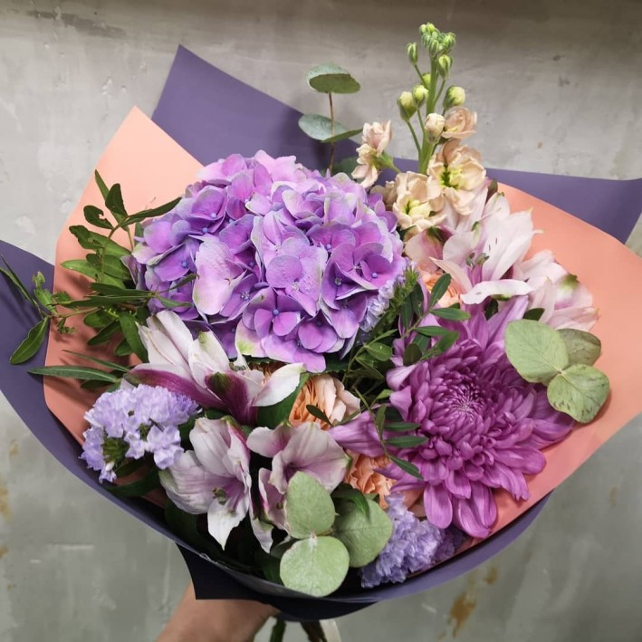 Bouquet For my favourite school teacher