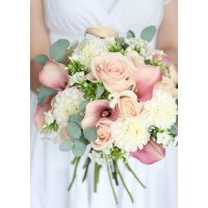 "Wedding bouquet ""Tenderness"""