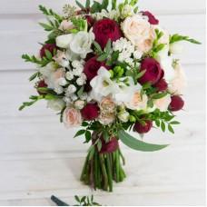 "Wedding bouquet ""Bavardia"""