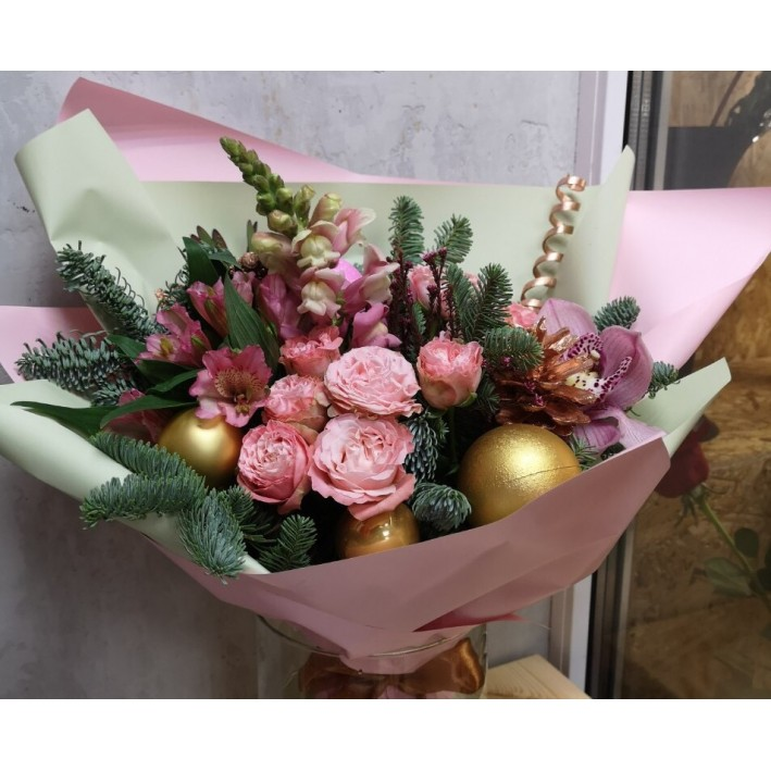 "Bouquet ""Happy New Year2"""