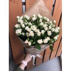 """Bouquet """"Cream Rose"""""""