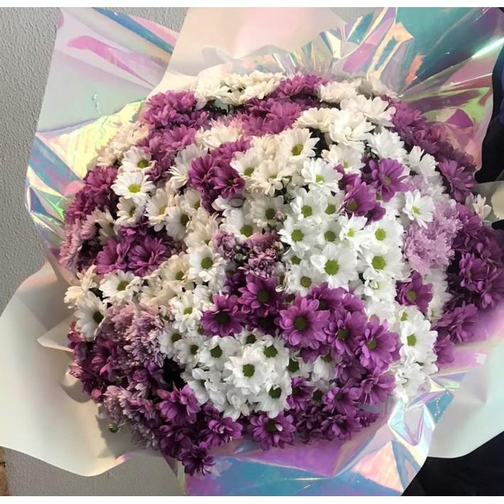 75 spray chrysanthemums mix