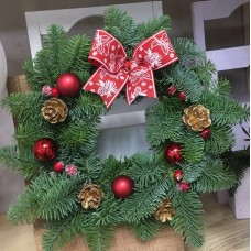 "Wreath ""Christmas4"""