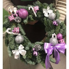 "Wreath ""Christmas8"""
