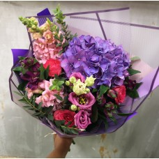"Bouquet ""Summer evening"""