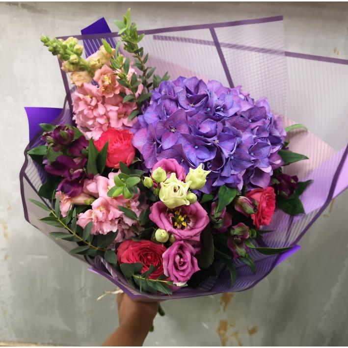 """Bouquet """"Summer evening"""""""
