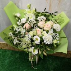 "Bouquet ""Green tea"""