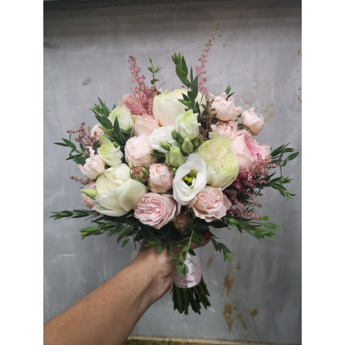 "Wedding Bouquet ""Gentle"""