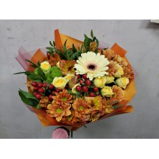"Bouquet ""Golden Autumn"""