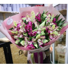 "Bouquet ""Cymbidium"""