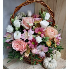 "Basket ""Autumn"""