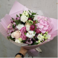 "Bouquet ""Cotton1"""