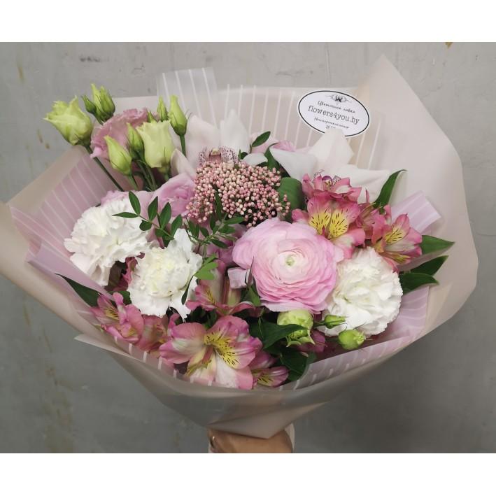 """Bouquet """"Pink Tenderness"""""""