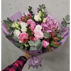 """Bouquet """"Lilac"""""""