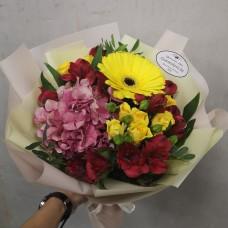 "Bouquet ""Sunny"""