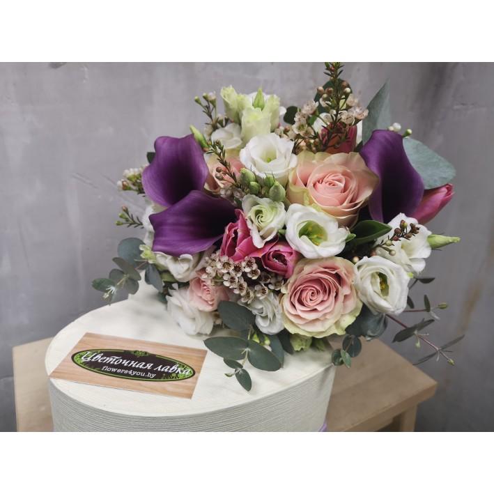 """Wedding bouquet """"Lightness"""""""