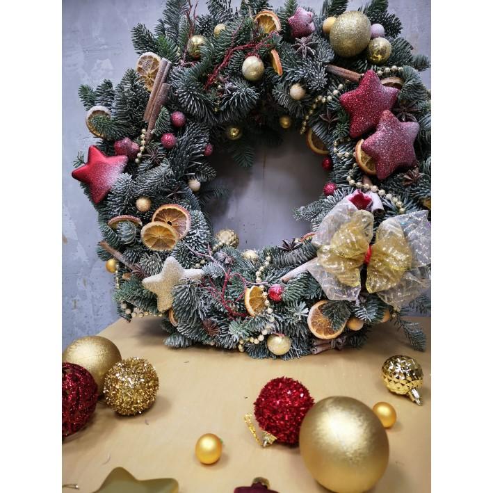 """Wreath """"Christmas1"""""""