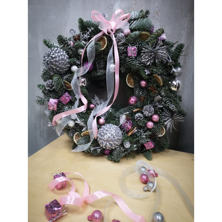 "Wreath ""Christmas"""