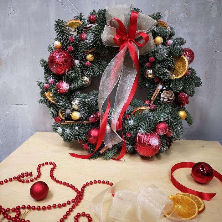 """Wreath """"Christmas3"""""""