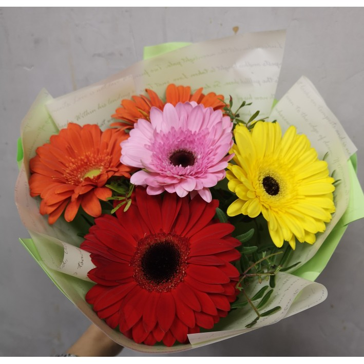 "Bouquet ""Gerbera2"""