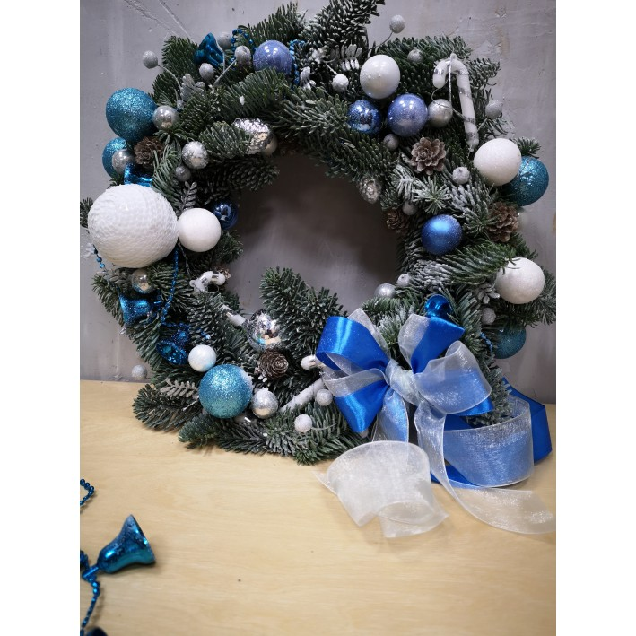 "Wreath ""Christmas9"""