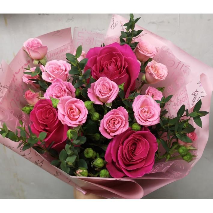 "Bouquet ""Topaz"""