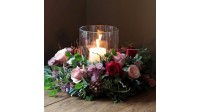 Bouquets with Candles