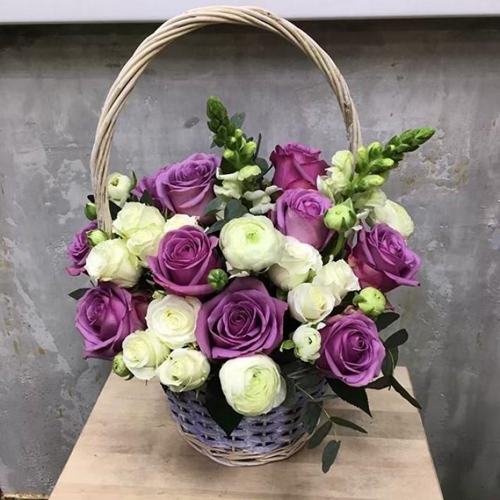 "Basket ""Provence"""