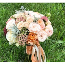 "Wedding bouquet ""Bombastik"""
