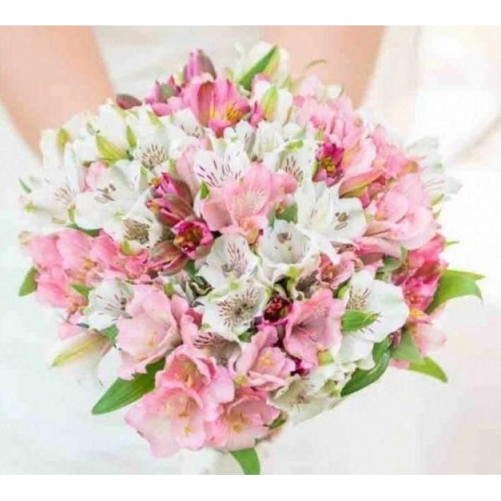 """Wedding bouquet """"Alstroemeria2"""""""