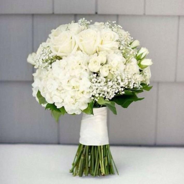 """Wedding bouquet """"Impeccability"""""""
