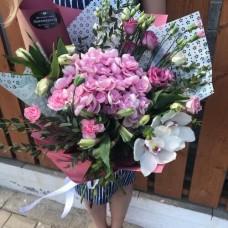"""Bouquet """" Pink cloud"""""""